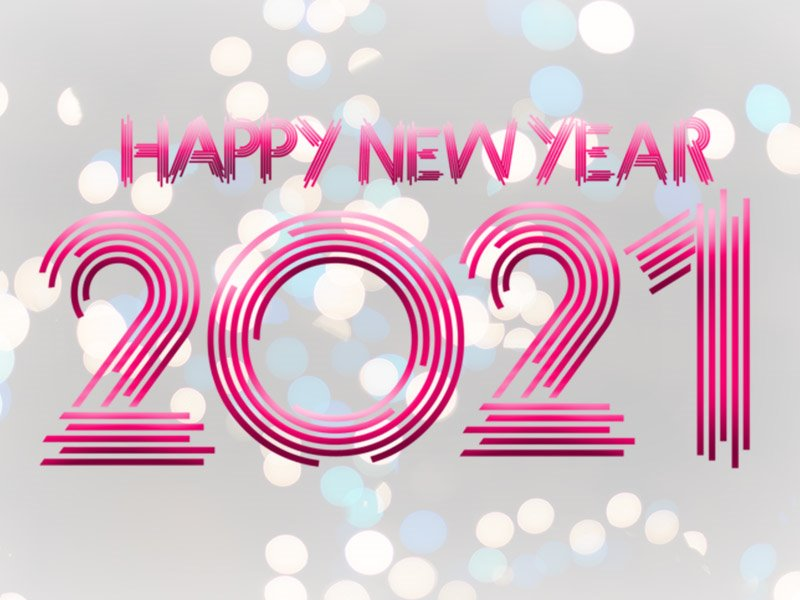 Happy New Year 2021 Images Wishes Greetings 30