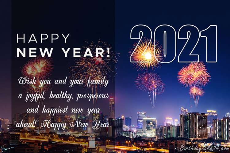 Happy New Year 2021 Images Wishes Greetings 36