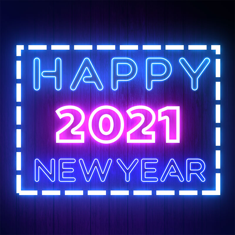 Happy New Year 2021 Images Wishes Greetings 40