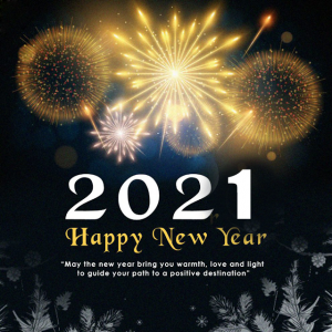 Happy New Year 2021 Images Wishes Greetings 58