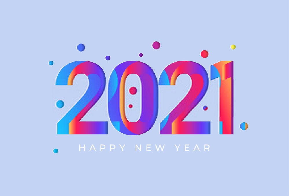 Happy New Year 2021 Wallpaper Hd
