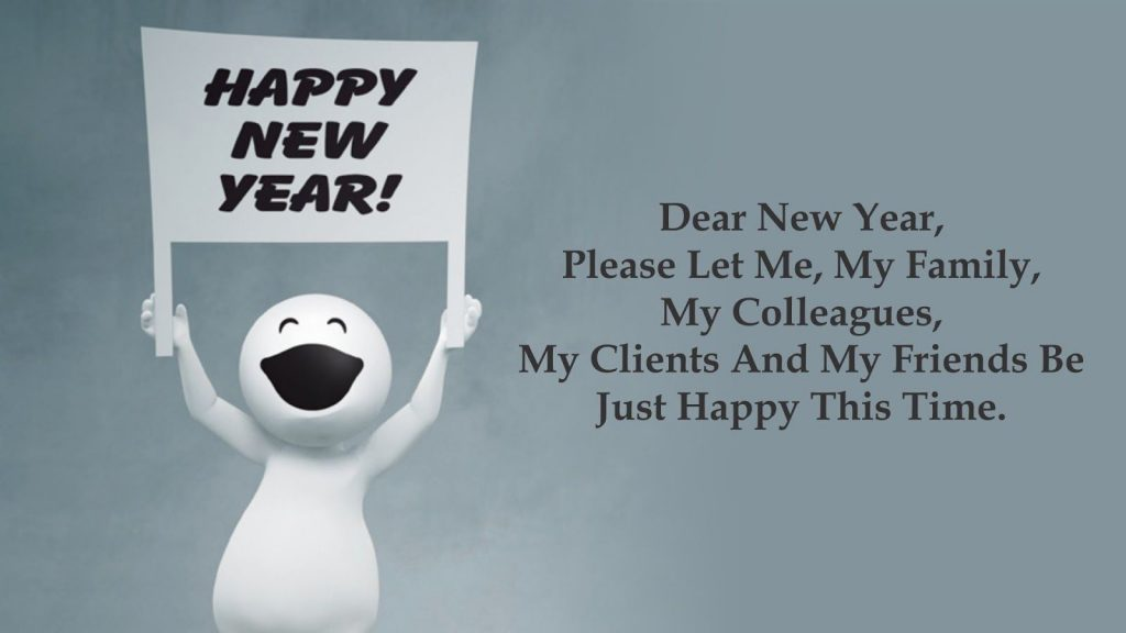 Funny New Year Wishes Greetings 1