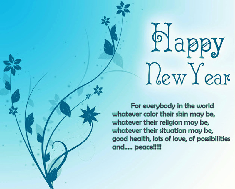 Happy New Year Messages Religieux