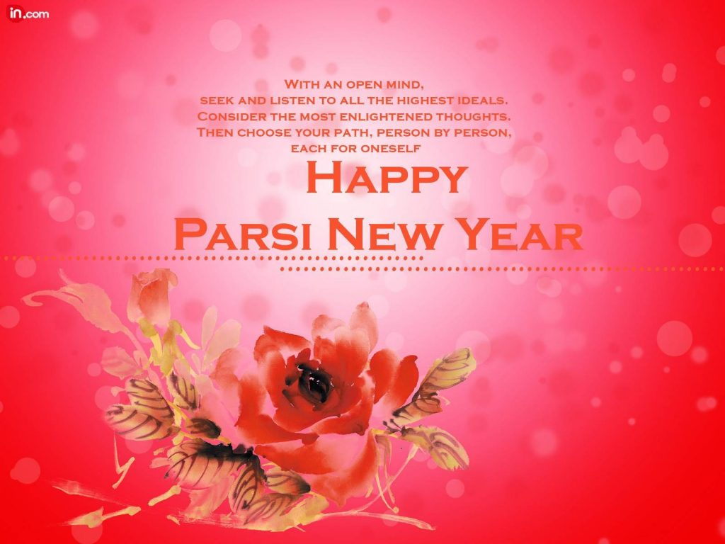 Maligayang Parsi New Year Wishes 1