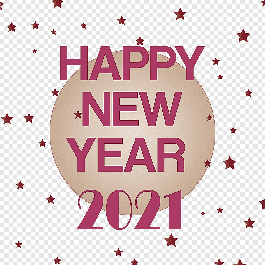 2021 Happy New Year Happy New Year 2021 Greeting Card