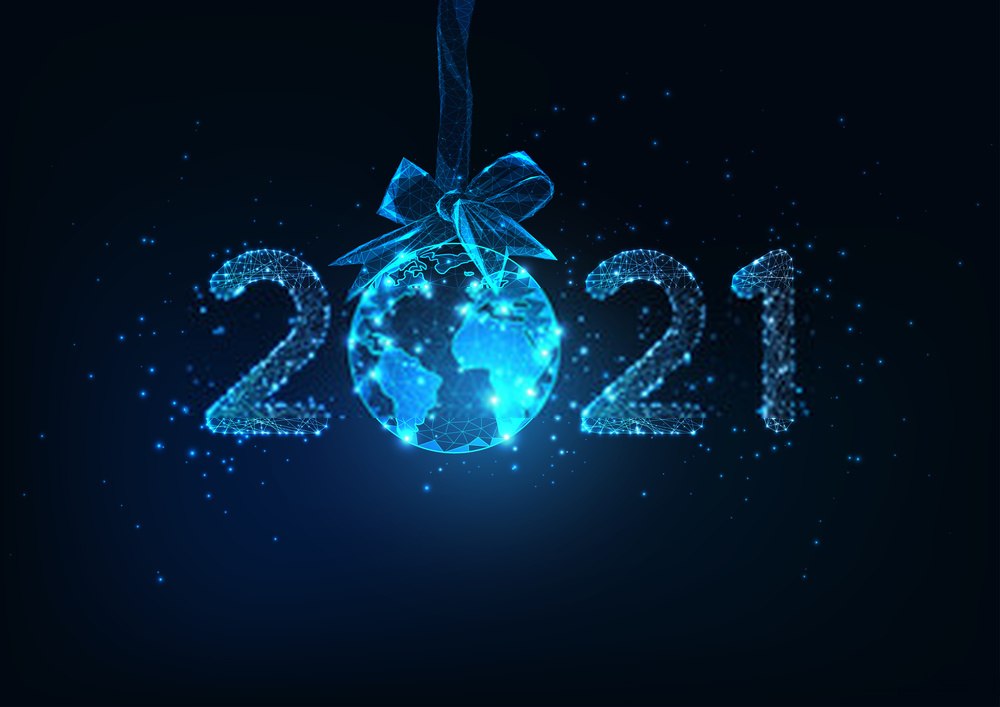 Happy New Year 2021 Latest Wallpapers
