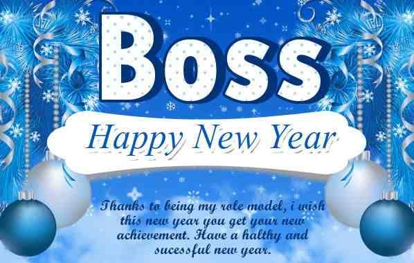 Happy New Year Iintsikelelo For Boss