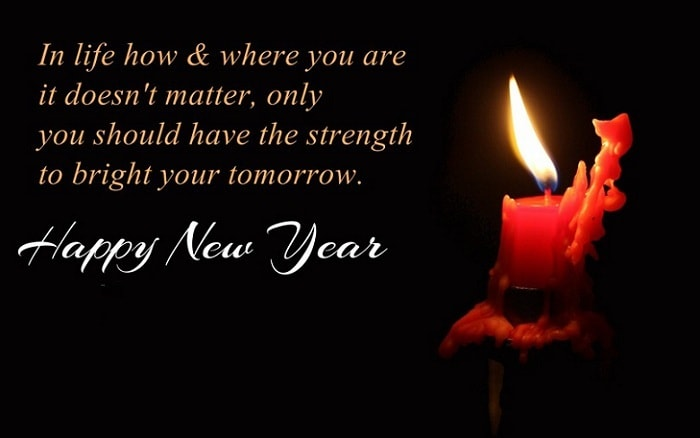 Happy New Year Motivational Blessings