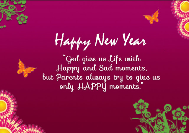 Happy New Year Cards ukubingelela Iminqwenelo 24