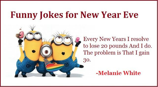 Happy New Year Funny Jokes