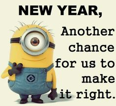 Happy New Year Funny Motivation Image