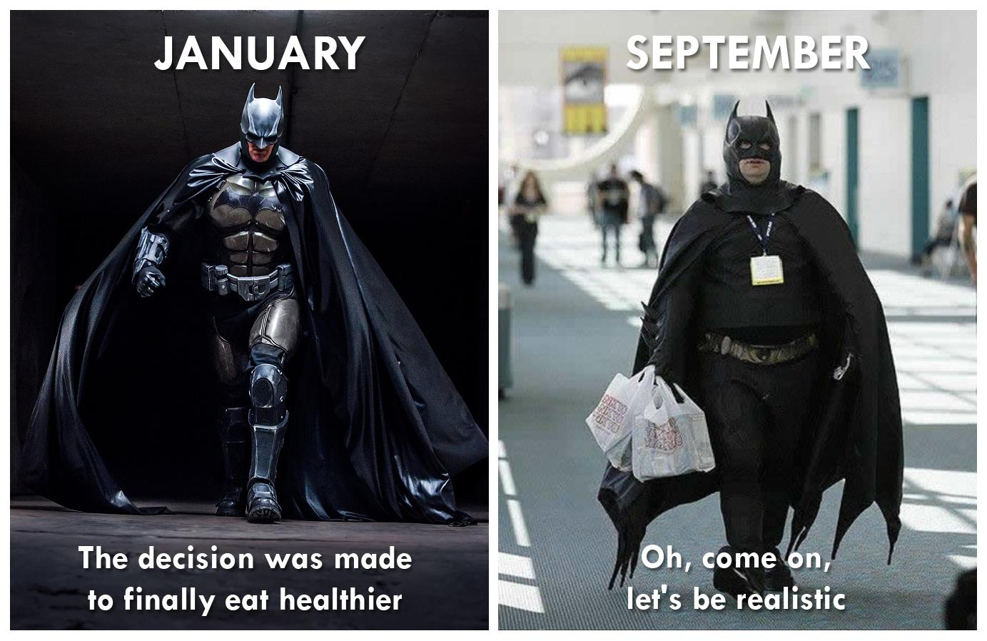 New Year Meme About Health