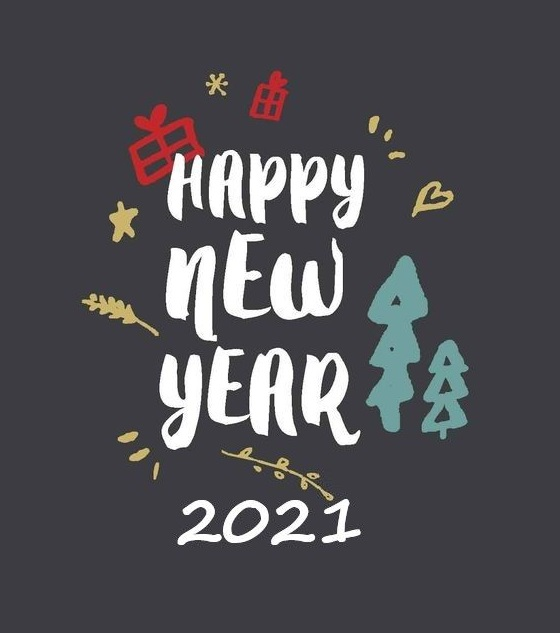 Happy New Year 2021 Gifts