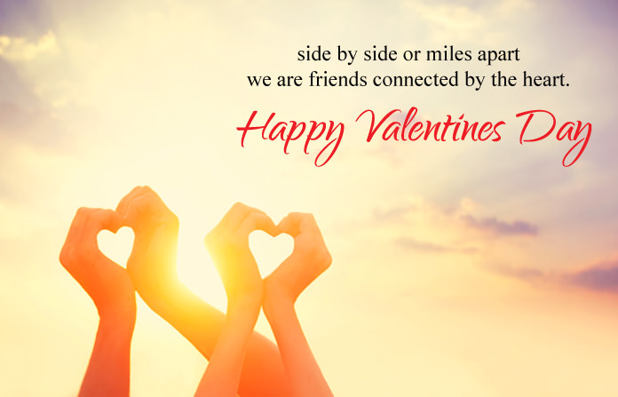 Valentines Day Quotes For Family Friends